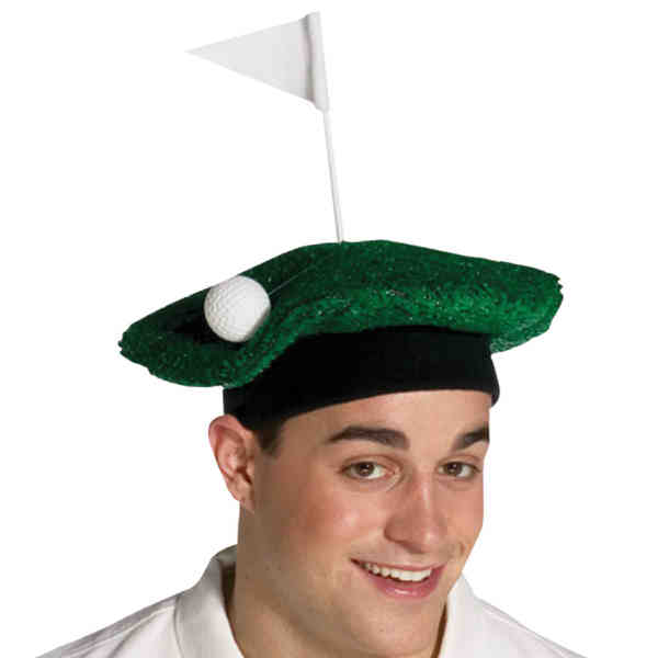 Novelty beret cap shaped