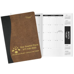 Promotional Desk Calendars-W43853AM