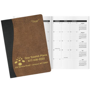 Promotional Desk Calendars-W43853CM