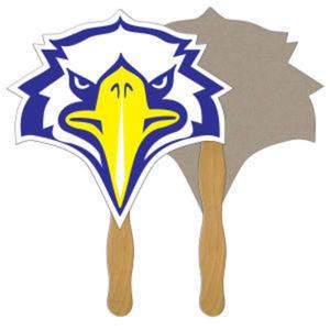 Bird shaped fan is