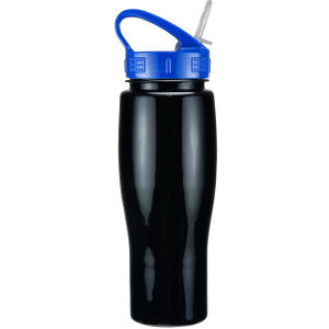 Solid contour sport bottle