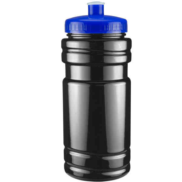 Water bottle made of