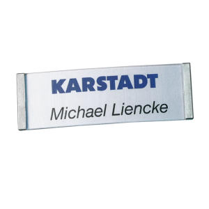 Promotional Name Badges-BG-PPC35