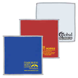 2-in-1 microfiber cloth and