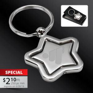 Promotional Metal Keychains-KT49