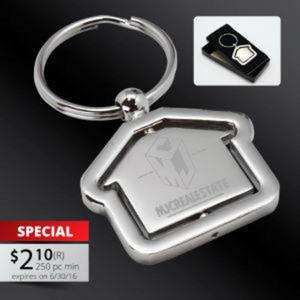 Promotional Metal Keychains-KT51
