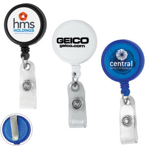 Promotional Retractable Badge Holders-RBR4