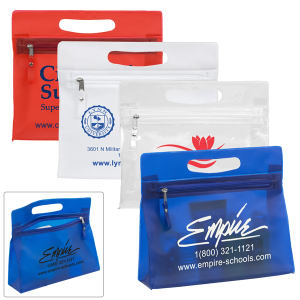 Promotional Vinyl ID Pouch/Holders-5213OP