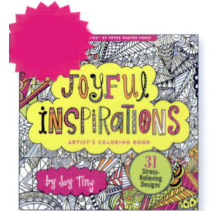 Promotional Coloring Books-8794