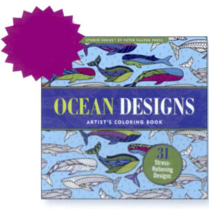 Promotional Coloring Books-9364