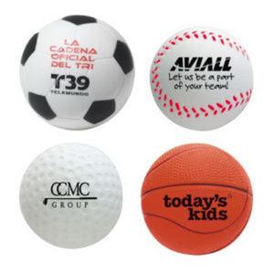 Promotional Stress Balls-SBSPORT