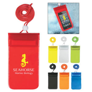 Promotional Vinyl ID Pouch/Holders-507