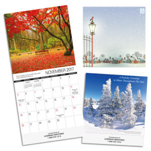 Promotional Wall Calendars-MWG