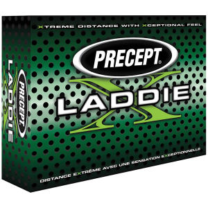 Promotional Golf Balls-LADDIEX