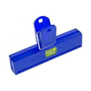 A plastic bag clip