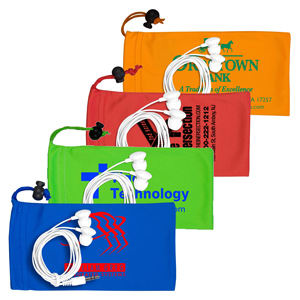 Promotional Vinyl ID Pouch/Holders-TK117