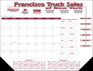 Promotional Desk Calendars-7017