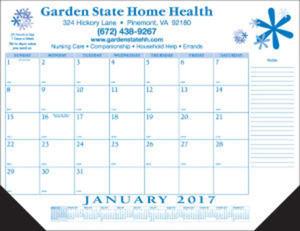 Promotional Desk Calendars-8017