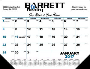 Promotional Desk Calendars-9018
