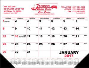 Promotional Desk Calendars-9019