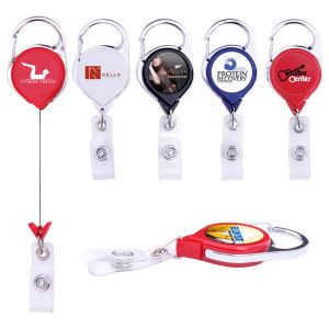 Promotional Retractable Badge Holders-L344