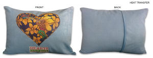 Decorated - Pillow with