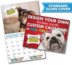 Promotional Wall Calendars-5401
