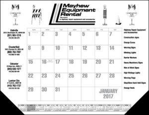 Promotional Calendar Pads-7012CUSTOM
