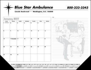 Promotional Calendar Pads-1012