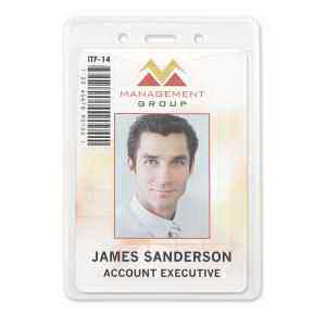 Promotional Badge Holders-106-N