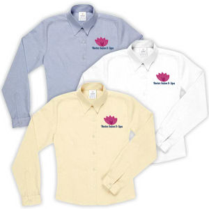 Promotional Button Down Shirts-WM45328