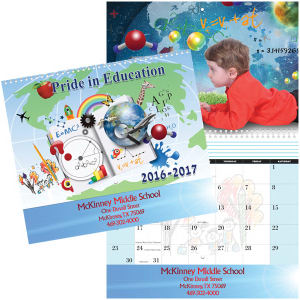 Promotional Wall Calendars-DC45336