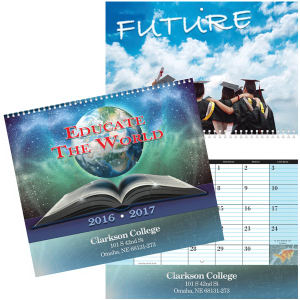 Promotional Wall Calendars-DC45337