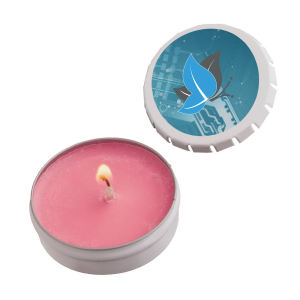 Promotional Candles-STC03SPI-TIN