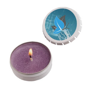 Promotional Candles-STC03SPU-TIN