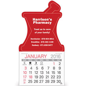 Promotional Stick-Up Calendars-D543