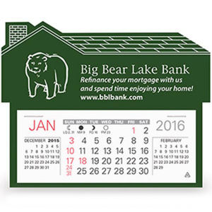 Promotional Stick-Up Calendars-D539