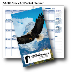 Promotional Wall Calendars-SA600