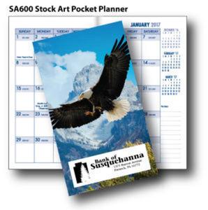 Promotional Desk Calendars-SA600