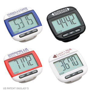 Promotional Pedometers-WHF-WW09