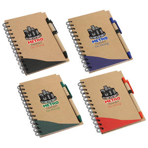 Promotional Journals/Diaries/Memo Books-WOF-RW10