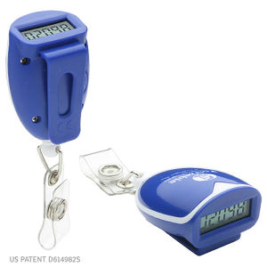 Promotional Retractable Badge Holders-WHF-DC10