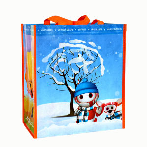 Promotional Tote Bags-L1001-20