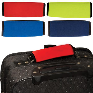 Neoprene luggage spotter, two