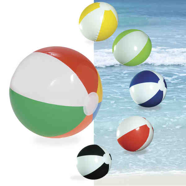 Beach ball measuring 16