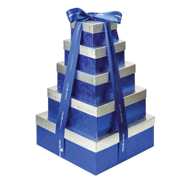 5 Tier Chocolate Lovers