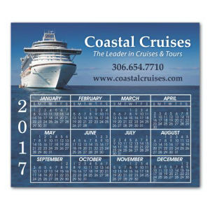 Promotional Magnetic Calendars-MC01