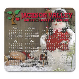 Promotional Magnetic Calendars-MC02