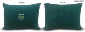 Imprinted - Mini pillow