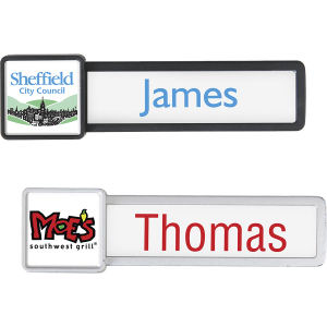 Promotional Name Badges-PITSQ